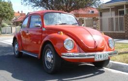 Volkswagen Beetle VW 1302 Coupe