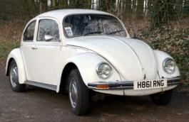 Volkswagen Beetle VW 1600 (i) Coupe