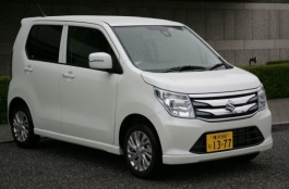 Suzuki Wagon R V Facelift Hatchback