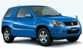 Suzuki Escudo III Closed Off-Road Vehicle