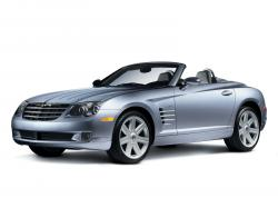 Chrysler Crossfire wheels and tires specs icon