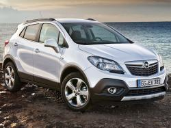 Opel Mokka Closed Off-Road Vehicle