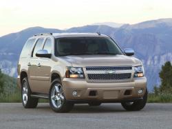 Chevrolet Tahoe III Closed Off-Road Vehicle