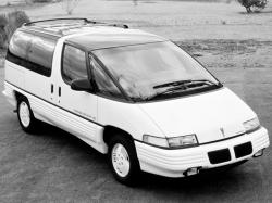 Pontiac Trans Sport I MPV