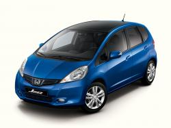 Honda Jazz wheels and tires specs icon