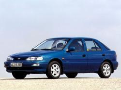 opony do Kia Sephia I [1992 .. 1997] Hatchback, 5d