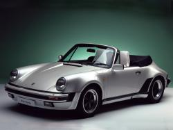 Porsche 911 II (930) Convertible