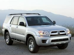 丰田 4Runner IV (N210) Closed Off-Road Vehicle