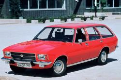Opel Rekord D Estate