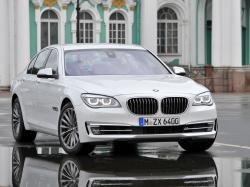 BMW 7 Series V (F01/F02/F04) Restyling Berline
