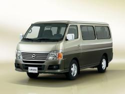 Nissan Urvan IV (E25) MPV