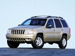 Jeep Grand Cherokee WJ Closed Off-Road Vehicle