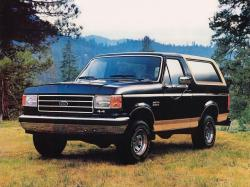 Ford Bronco I wheels and tires specs icon
