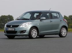 Suzuki Swift III Hatchback