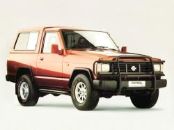 opony do Nissan Patrol III (K160, K260) [1979 .. 1995] Closed Off-Road Vehicle, 3d