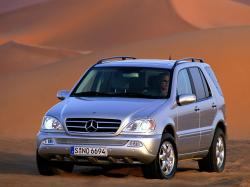 Mercedes-Benz M-Class I (W163) Closed Off-Road Vehicle