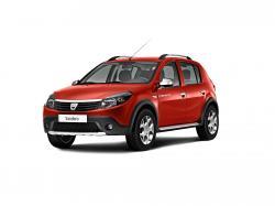 roues et icone de spécifications de pneus pour Dacia Sandero