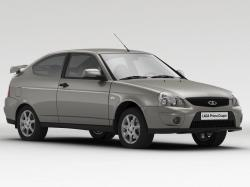 LADA Priora Restyling Hatchback