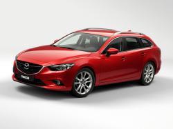 Mazda Mazda6 III (GJ) Estate