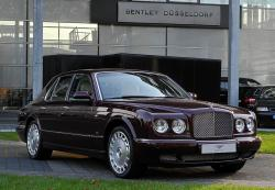 Bentley Arnage wheels and tires specs icon