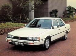 Mitsubishi Galant V Седан