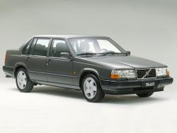 anno di costruzione 1990-1998 Fußmattenset per Volvo 940-960