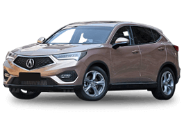 Acura CDX wheels and tires specs icon