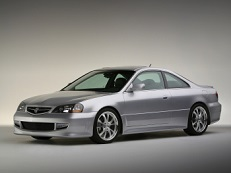 Acura CL Type-S wheels and tires specs icon