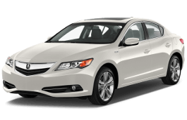Acura ILX wheels and tires specs icon