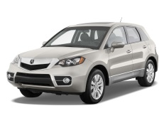 Acura RDX TB1/2 Closed Off-Road Vehicle