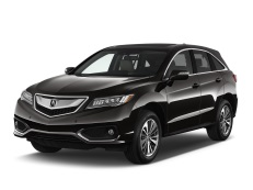 Acura RDX wheels and tires specs icon