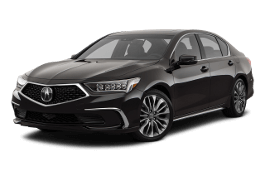 Acura RLX wheels and tires specs icon