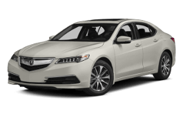 Acura TLX wheels and tires specs icon