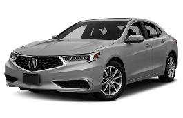 Acura TLX-L wheels and tires specs icon