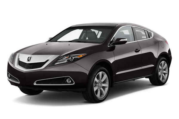 Acura ZDX YB1 Closed Off-Road Vehicle