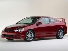 Acura RSX Räder- und Reifenspezifikationensymbol