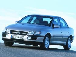 Opel Omega B Limousine