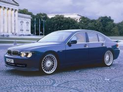 BMW Alpina B7 IV (E65/66) Berline