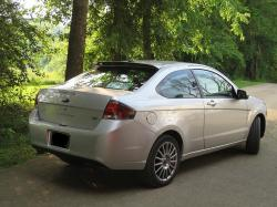 Ford Focus II (North America) Coupe
