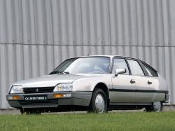 Citroën CX wheels and tires specs icon