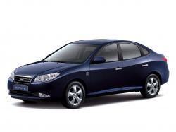 Hyundai Avante III Saloon