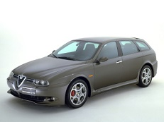 Alfa Romeo 156 wheels and tires specs icon