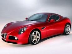 Alfa Romeo 8C Competizione 952 Coupe