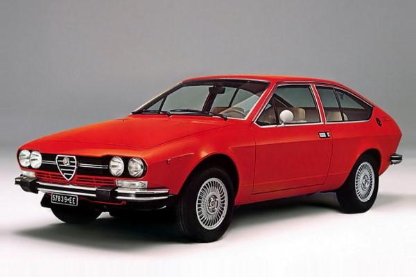 阿尔法·罗密欧 Alfetta 116 Coupe