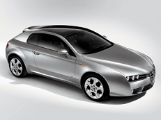 Alfa Romeo Brera wheels and tires specs icon