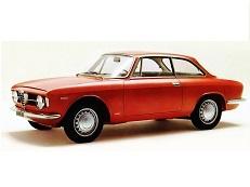 Alfa Romeo Giulia 105/115 Saloon
