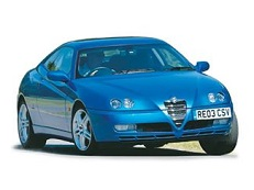 ícone de especificações de roda e pneus de Alfa Romeo GTV