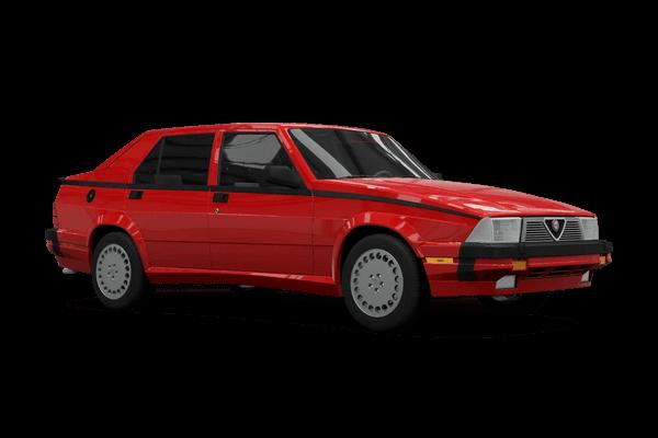 Alfa Romeo Milano Räder- und Reifenspezifikationensymbol