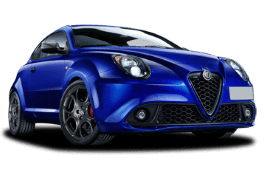 Alfa Romeo MiTo wheels and tires specs icon