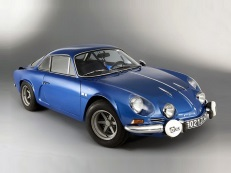 Alpine A110 I Coupe